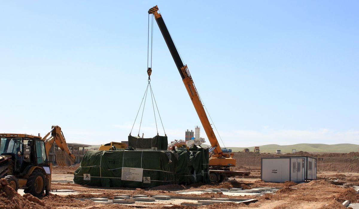 <br>Equipment supply (Oil refinery equipment, Power Plant Generators, Construction Equipment)