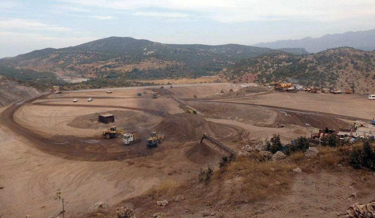 <br>Land preparation in all kinds of soil, we are one of the few companies authorized to conduct blasting in Kurdistan (KRG)